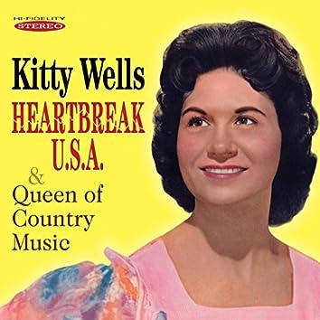 Heartbreak U.S.A./Queen of Country Music