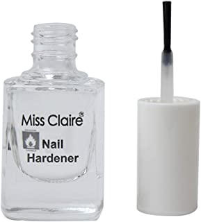 Miss Claire Miss Claire Nail Hardener, Clear, 10 Milliliters, Brown, 10 ml