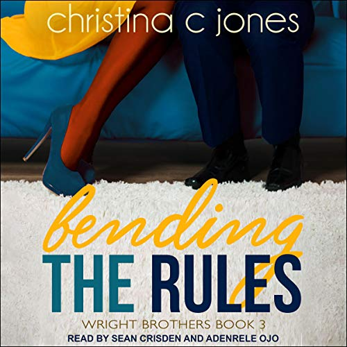 Bending the Rules audiobook cover art