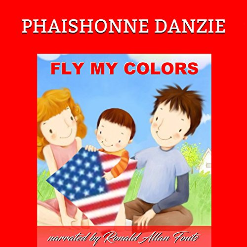 Fly My Colors audiobook cover art