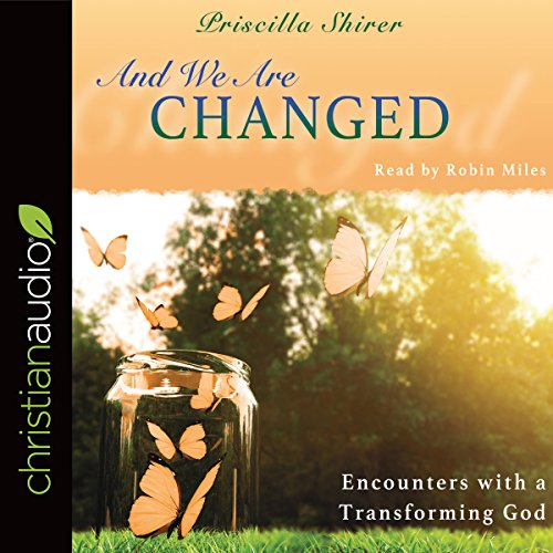 And We Are Changed audiobook cover art