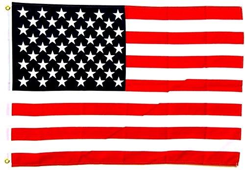 M & M MM – XXL – Drapeau USA/Drapeau, 150 x 250 cm, résistant aux intempéries, Multicolore, 16210