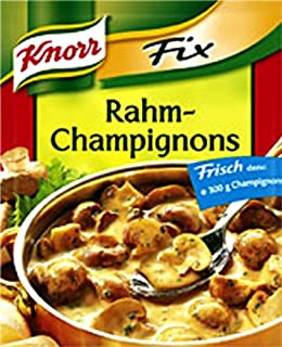Knorr Fix Rahm Champignons ( Mushrooms Cream ) Sauce Mix ( 1 Pc )