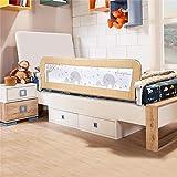 Barandilla de cama para niños pequeños - BabyElf 59 pulgadas (1.5M) Protector...