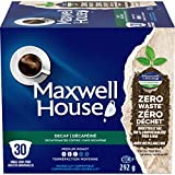 Maxwell House Decaf Coffee Pods, 30 Pods