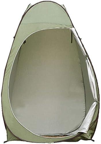 PRDTW Tente de Plage avec Prougeection UV Structure Pop-up légère, Se Plie et Se Range FacileHommest dans Un Sac. DiPour des hommesion   120x120x190cm Fournie avec 4 Fixations au Sol