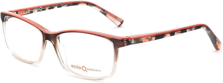 Etnia Barcelona EB Perugia DECO, Degráde Coral, 5414mm, Eyewear Frames