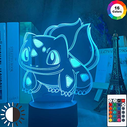3D Illusion Nachtlampe LED licht für Kinder Kinder Dekoration Geburtstag Geschenk Home Decor Bedroom Desk Decorations +Remote