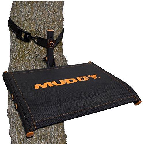 Muddy Ultra Tree Seat Black, One Size