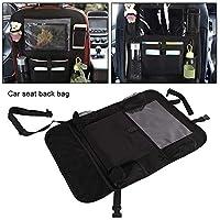 Kalaokei cute Cartoon Animals multi-tasche sedile auto posteriore portaoggetti da appendere borsa organizer 1#