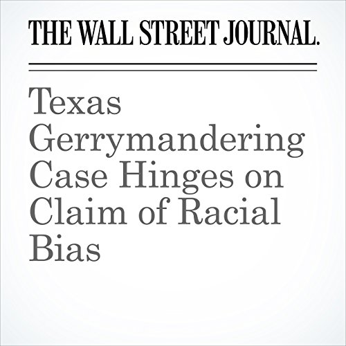 Texas Gerrymandering Case Hinges on Claim of Racial Bias copertina