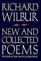 "Cover of Richard Wilbur's ""New and Collected Poems."""