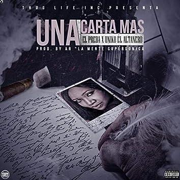 Una Carta Mas (feat. El Preda)