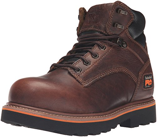 Timberland PRO Men's Ascender 6' Alloy Safety Toe...
