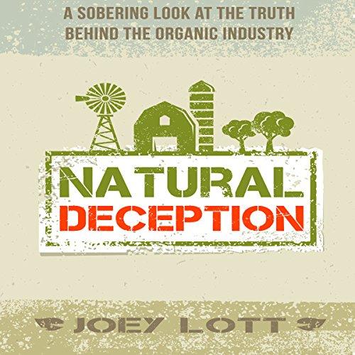 Natural Deception audiobook cover art