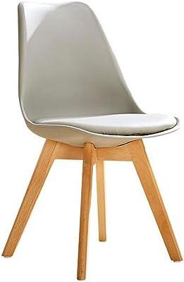 Amazon.com: KXBYMX Silla de ocio simple y creativa, silla de ...