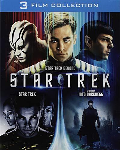 Star Trek / Star Trek Into Darkness / Star Trek - Beyond (3