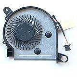CAQL CPU Cooling Fan for HP Pavilion 13-U 13-U000 13-U020CA 13-U038CA 13-U100 13-U124CL 13-U138CA 13-U157CL 13-U163NR 13-U165NR M3-U001DX M3-U003DX M3-U101DX M3-U103DX M3-U105DX, 4-Pins