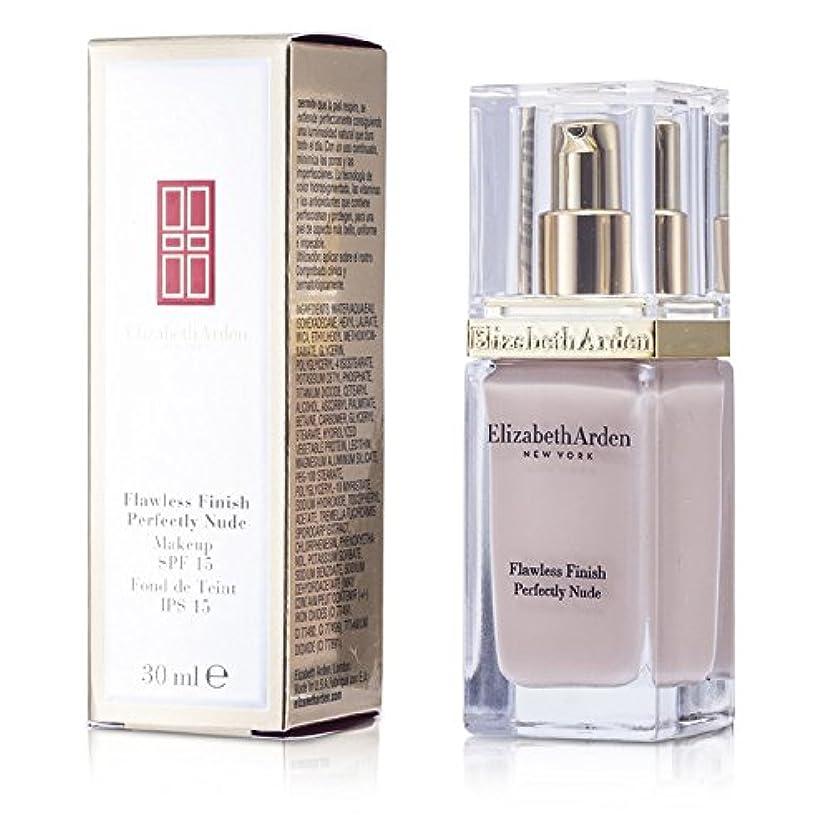 深く穿孔するピアエリザベスアーデン Flawless Finish Perfectly Nude Makeup SPF 15 - # 04 Cream Nude30ml/1oz並行輸入品