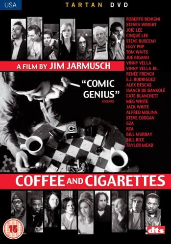 Coffee And Cigarettes [2003] [DVD] [Reino Unido]