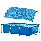 Cubierta de preservación del calor para piscina, cubierta solar para piscina,...