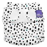 Bambino Mio, mioduo Windelüberhose, Dalmatiner Punkte, Größe 1 (