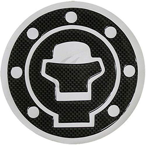 Motorcycle Real Carbon Gas Fuel Tank Pad Decal Stickers for Suzuki GSX-R600 1992-2003 GSX-R750 1996-2003 GSX-R1000 2001-2002 SV650 1000 1999-2002 TL1000S 2002-2007 TL1000R 1998-2003 KATANA HAYABUSA -  psler, RCT49CA