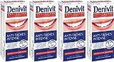 Denivit - Pasta de dientes - Manchas - tubo de 50 ml - juego de 4