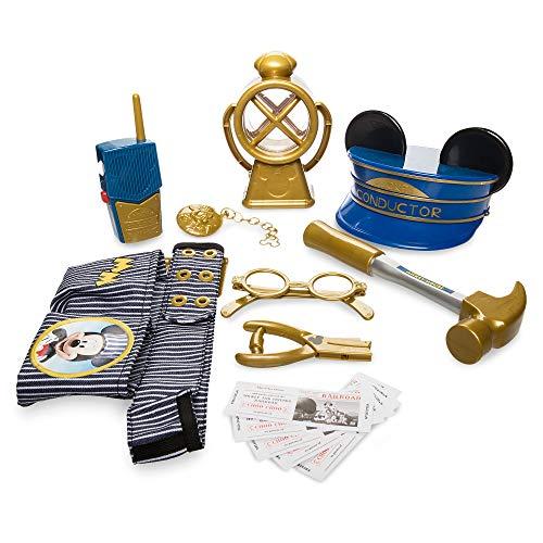 Disney Mickey Mouse Train Conductor Tool Belt Multi