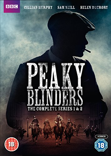 Peaky Blinders - Series 1 & 2 Box Set [Italia] [DVD]