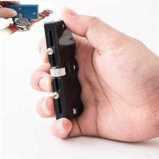 Outil de réparation de montre, ouvre-boîtier arrière, accessoire de réparation d'outil de réparation de rectangle portable...