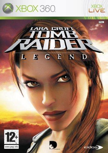 Lara Croft Tomb Raider: Legend (Xbox 360)