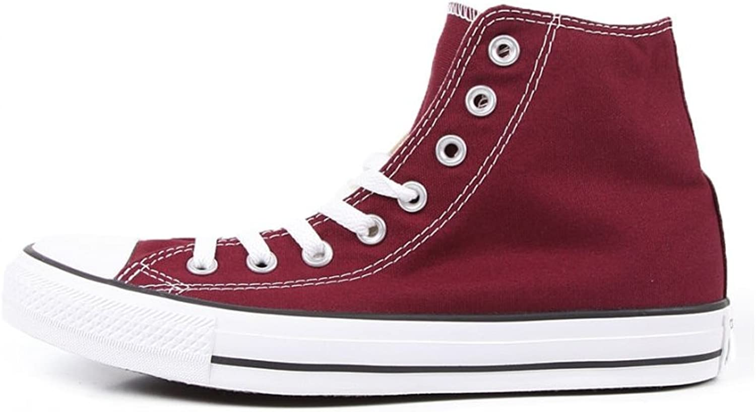 Converse Chuck Taylor Burgundy High Top (Men 7.5 Women 9.5)