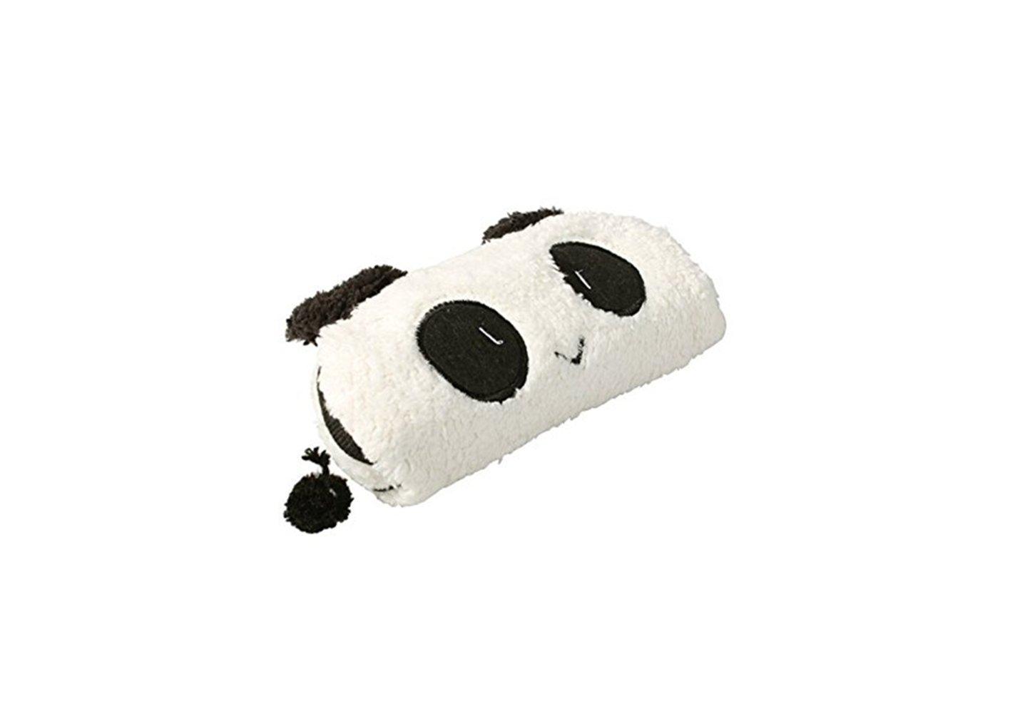 fabl Crew Bonito estuche estéreo Papel de carta oso panda de peluche estuche Pouch Neceser 1pieza: Amazon.es: Oficina y papelería
