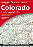 DeLorme® Colorado Atlas & Gazetteer (Colorado Atlas and Gazetteer)
