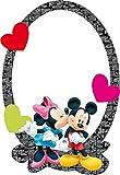 Minnie & Mickey Mouse - Espejo de Disney, diseño de Sagomato