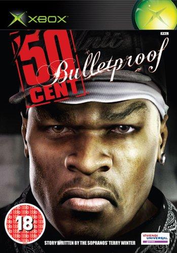50 Cent - Bulletproof - XBOX (Original)