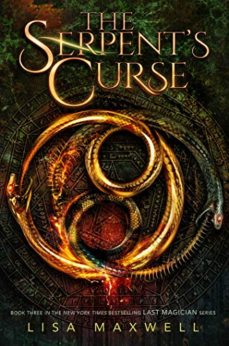 The Serpent's Curse (The Last Magician Book 3) (English Edition)