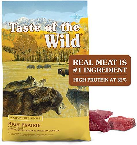 Taste Of The Wild pienso para perros con Bisonte y Venado asados 12,2 kg High prairie