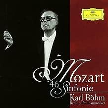 Wolfgang Amadeus Mozart - 46 Sinfonie