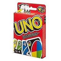 Le célèbre jeu de cartes associant les couleurs et les chiffres Cartes Action et Joker spéciales pour créer de vrais retournements de situation Jouez la carte Changement de main pour échanger votre main avec celle de n'importe quel autre joueur Inven...