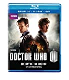 Get The Day of the Doctor 50th Anniversary Special on Blu-ray/DVD at Amazon