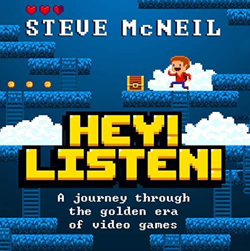 Hey! Listen! audiobook cover art
