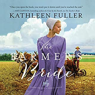 The Farmer's Bride audiobook cover art