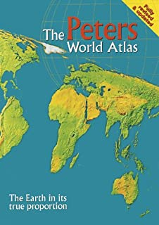The Peters World Atlas : The Earth in Its True Proportion