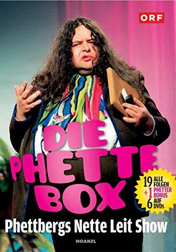 Die Phette Box - Phettbergs Nette Leit Show [6 DVDs]