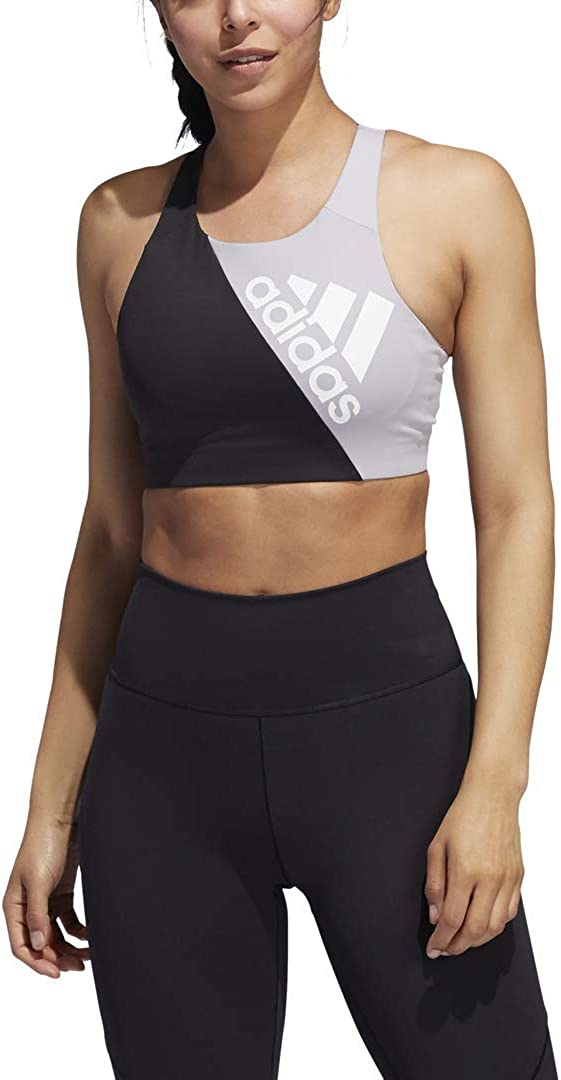 adidas Women's Ultimate Alphaskin Badge of Sport Bra