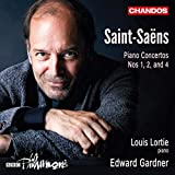 Camille Saint-Saens - Klavierkonzerte Vol. 1 - Nr. 1, 2 & 4 u.a.