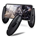 Gaming Handyhalter - Handgriff für Smartphone - besseres Handling und ergonomisch für alle Spiele - passend für alle Modelle geeignet (IPhone, Samsung, Huawei und CO)