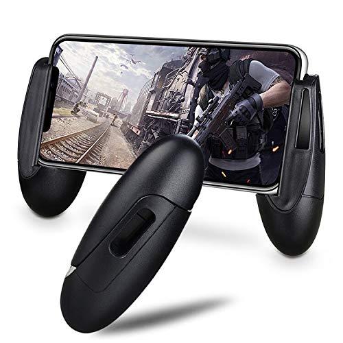 Gaming Handyhalter - Griff für Smartphone - besseres Handling & ergonomisch für alle Spiele - passend für alle Modelle geeignet (IPhone, Samsung, Huawei & CO)